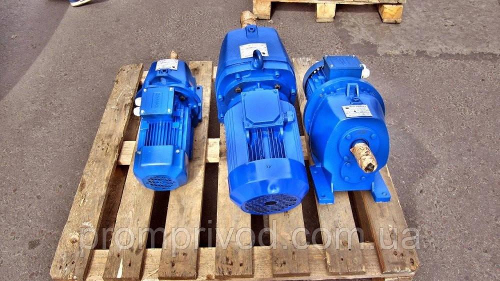Мотор-редуктор 4МП-50