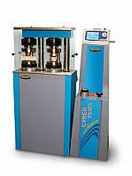Двухпоршневая машина для испытаний цемента на сжатие и изгиб