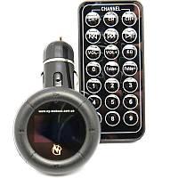 Фм-модулятор 853 черный