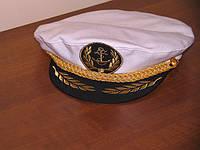 Фуражка капитанская
