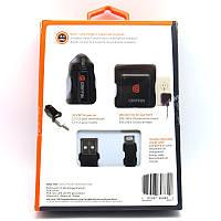 Зарядное устройство Griffin авто+сеть+USB для Iphone 5\5s\5c\6\6plus