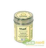 Растительная маска для лица Сандал Khadi