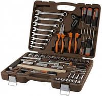 Универсальный набор инструмента, 77 предметов OMBRA (OMT77S12)