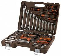 Универсальный набор инструмента, 55 предметов OMBRA (OMT55S)