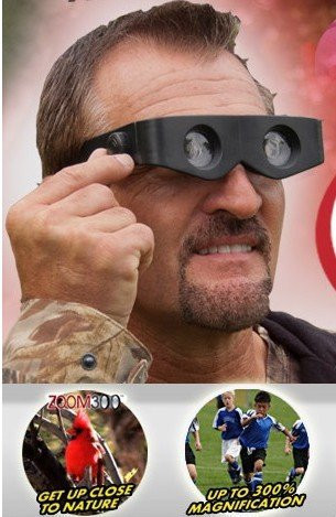 Очки с увеличительным стеклом Zoomies