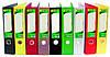 Регистратор А4 7см цвет в ассортименте 4-246 4OFFICE