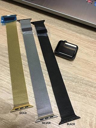 Ремешок браслет миланская петля Apple Watch 42 mm
