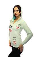 Женский свитер (с капюшоном), фото 1