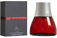 Antonio Banderas Spirit Туалетная вода для мужчин 50мл