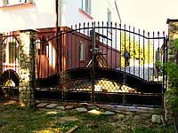 Ворота кованые Арина, Арина плюс