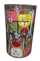 Желейная конфета Ведмедик Lollipops 30 шт (Китай)