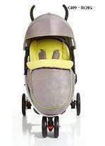 Детская прогулочная коляска Geoby C409, гарантия 6 месяцев, фото 2