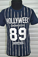 Трикотажные футболки для мальчиков,Размеры 98-128 см,Фирма S&D.Венгрия