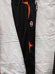 Штаны подростковые тренировочные футбольные  Шахтер в стиле Nike