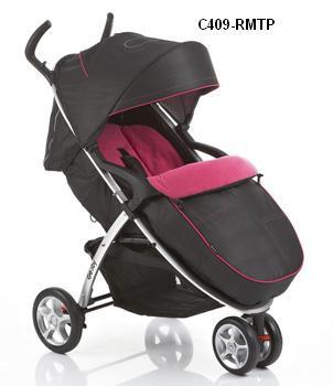 Детская прогулочная коляска Geoby C409, гарантия 6 месяцев