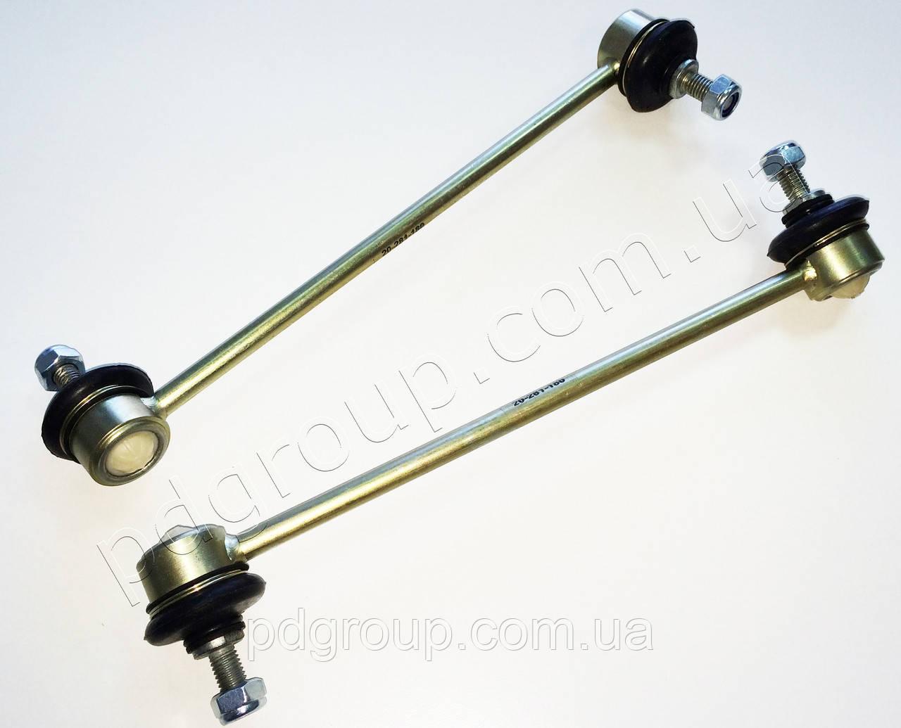 Стойка стабилизатора усиленная Opel Vivaro (2001-) Передняя 4408904 / JTS432 / 2551302 Опель Виваро