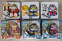 Робокар Поли Robocar Poli игрушка трансформер 17*12*17 см