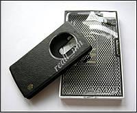 Черный чехол для LG G4 H815 H818, чехол-книжка Nillkin QIN, фото 1