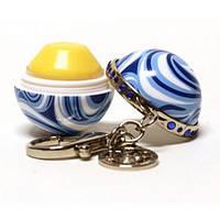 OraLabs Twist & Revo Lip Balm (+ key ring) Vanilla - Восстанавливающий бальзам для губ (Ваниль), 7 г