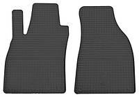 Резиновые передние коврики для Audi A4 (B6) 2000-2004 (STINGRAY)