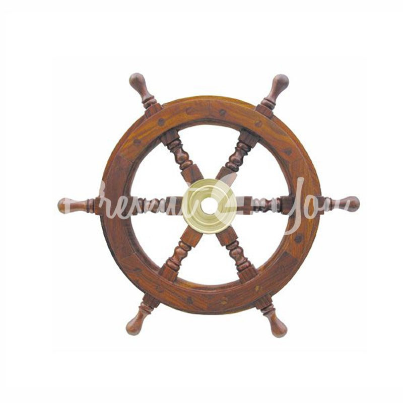 Морской сувенир штурвал, d-30 см.,1185 Sea Club