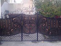 Ворота кованые Данс, Данс плюс