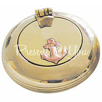 Морской сувенир пепельница Sea Club, d-5 см.