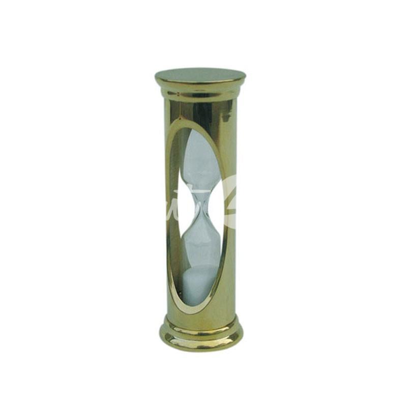 Морской сувенир песочные часы, h-9 см./d-3 см., Sea Club