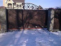 Ворота кованые Джамбо, Джамбо плюс