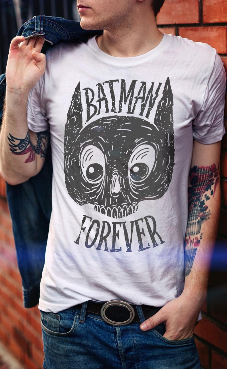 """Мужская футболка """"Batman forever"""""""