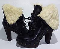 """Стильные женские ботиночки """"ROCAIL"""" Made in Italy"""