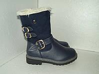 Зимние сапоги для девочки, 20, 5 см стелька