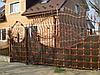 Ворота кованые Канон, Канон плюс