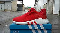 Мужские кроссовки Adidas Equipment, красные / кроссовки мужские Адидас Эквипмент, текстильная сетка, удобные