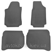 Резиновые коврики в салон Audi A6 (C4) 1994-1997 (STINGRAY)