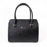 Каркасная женская сумка делового стиля