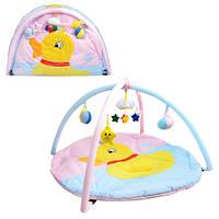 Развивающий коврик для младенцев «Утенок» W 8313 Bambi