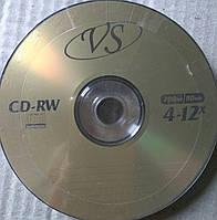 CD-RW  Vs 700 Mb 12x  (50 шт)