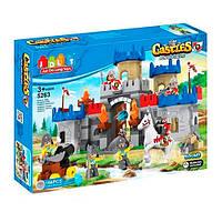 Конструктор «Замок рыцарей» Jglt 5263, 166 деталей
