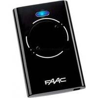 Пульт 2-канальный Faac (черный)