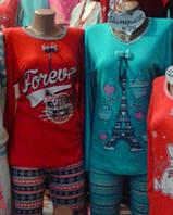 Пижама интерлок 100%хлопок,Турция