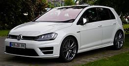 Диски и шины на Volkswagen Golf 7 (VII)