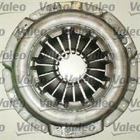 """Комплект сцепления Lanos 1,5 """"Valeo PHC"""" (DWК-004)"""