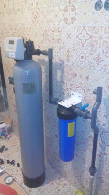 Система водоочистка для коттеджа Хутор Редьки 32