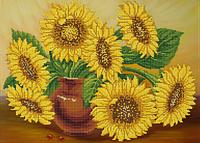 Схема для вышивки бисером Дети солнца КМР 3008