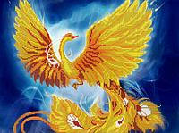 Схема для вышивки бисером Жар-птица, птица счастья КМР 3009