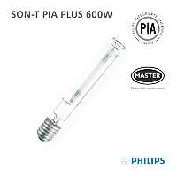 Лампа Днат PHILIPS MASTER SON-T PIA (GREEN POWER) 600 W, фото 1