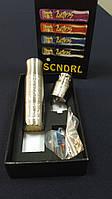 Механический мод SCNDRL Mod kit (Clone) - Стальной, фото 1