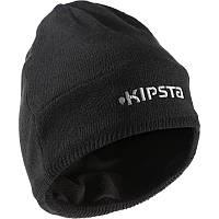 Шапка мужская спортивная KIPSTA KEEPWARM черная