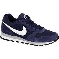 Кроссовки мужские для бега Nike MD RUNNER синие